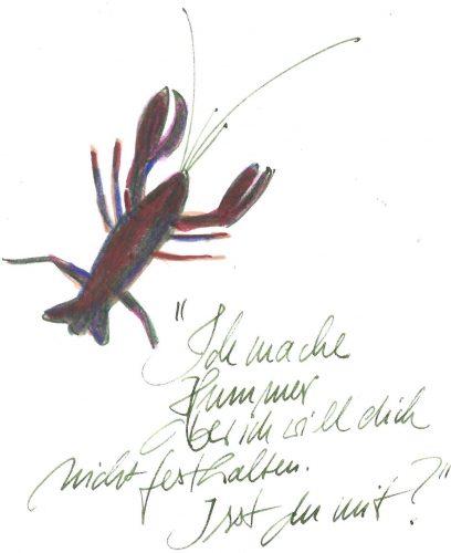 Text: Benjamin Myers Illustration: Susanne Dorendorff